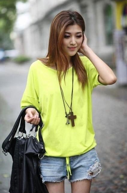 Lady Gaga Shirt Cheap Cute Tops Blouse For Girls Woman