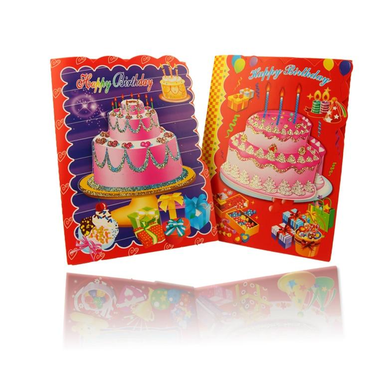 Aliexpress Buy birthday cake blessing card music birthday – Birthday Greetings in Italian