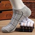 2pairs Fashion 2016 Plaid Thin 100 Cotton National Women's Socks Leisure Cotton Socks Female Cute Girl Socks wholesale