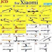 Jcd для xiaomi 3 4 4s 4c 4i 5 6 сменная кнопка включения/выключения