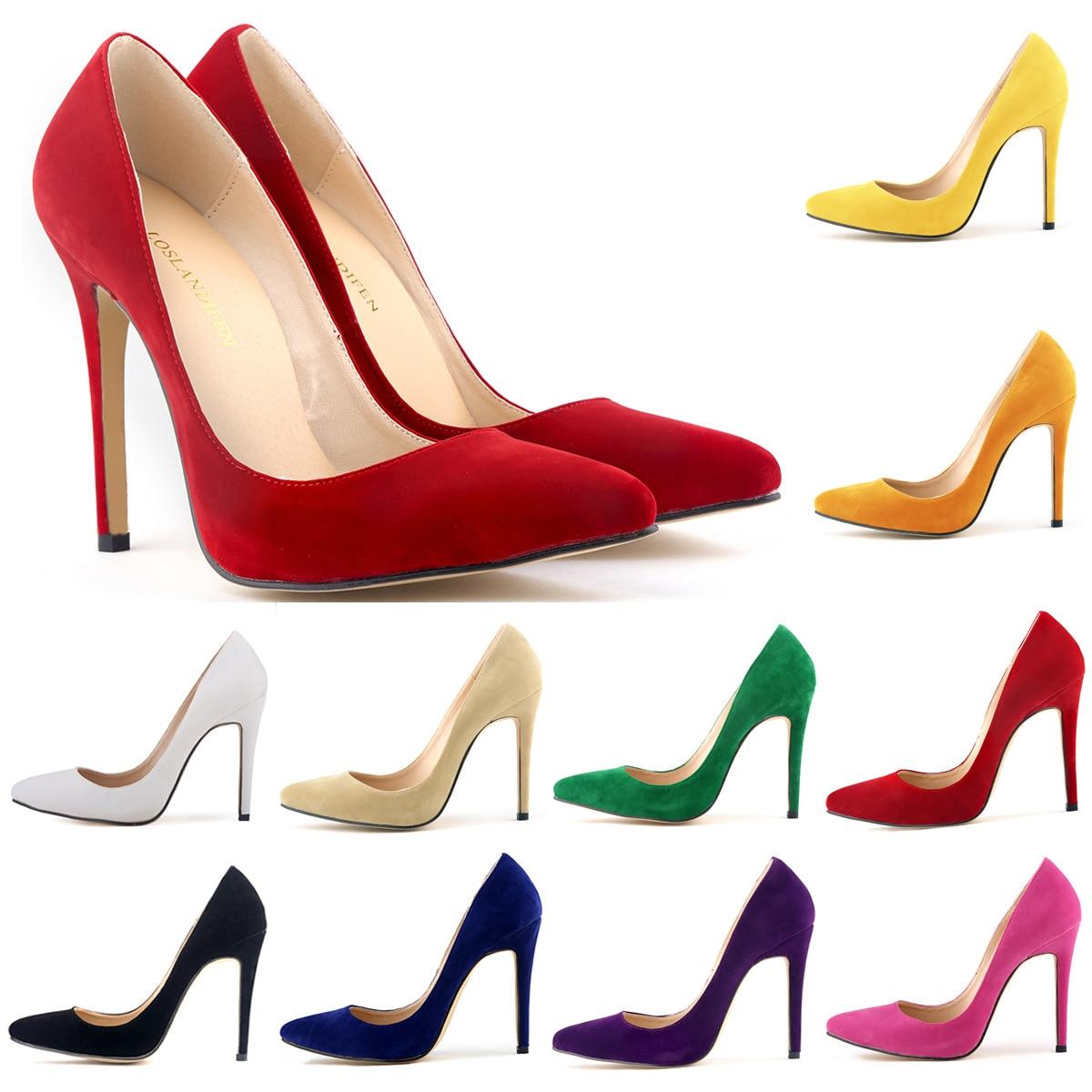 95702fc5ae3 CooLcept FREE SHIPPING high heel shoes quality dress ladies fashion ...