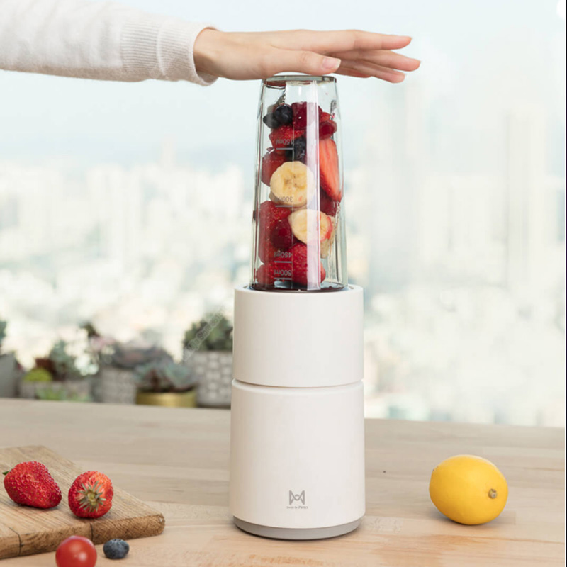 Xiaomi Mijia Pinlo Fruit Vegetable Mixing  Cooking Machine Mini Electric Fruit Juicer Fruit Squeezer Household Travel Juicer-in Smart Remote Control from Consumer Electronics    3