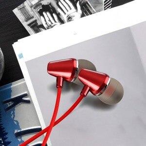 Image 5 - Udilis 스포츠 이어폰 마이크 3.5mm 이어폰 스테레오 이어 버드 헤드셋 컴퓨터 핸드폰 mp3 음악