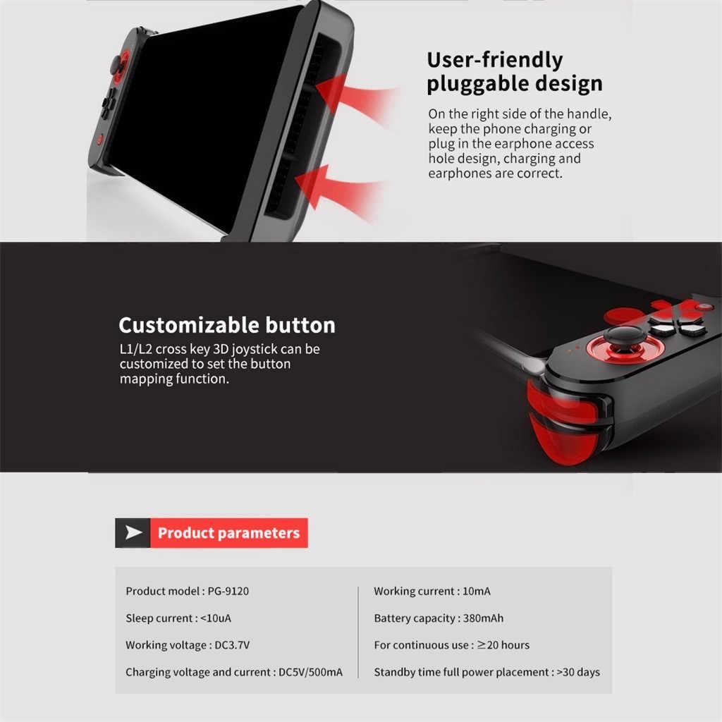 Контроллеры геймпады для Pugb BT 4,0 беспроводной джойстик планшетный ПК для Ipad mini лучший подарок для ребенка Ностальгический плеер игровая консоль