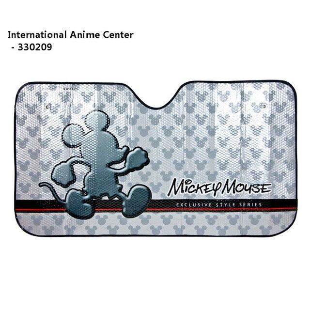 NAPOLEX Cartoon Mickey Mouse Front Window Sunshade Car Foils Windshield  Visor Cover Thickening UV Protect Car Film Sun Shade 6b654afd4c2