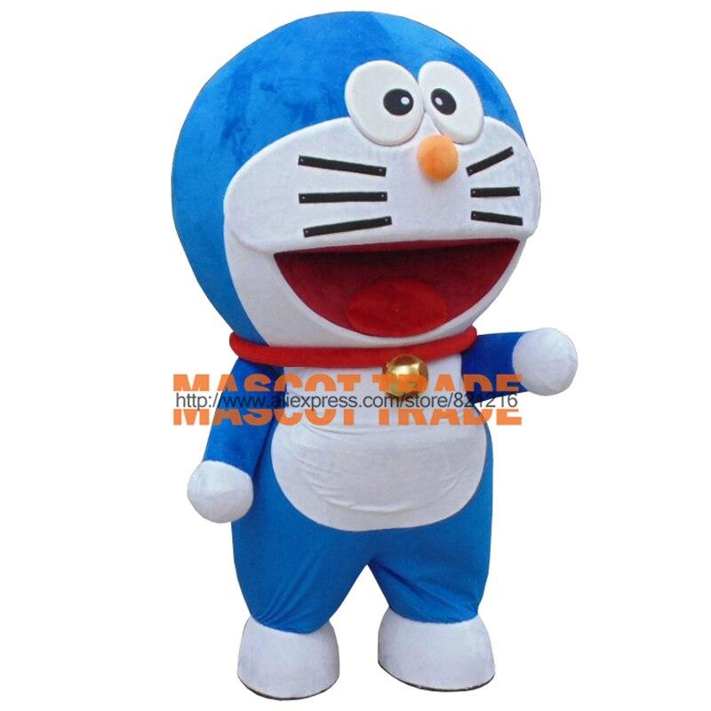 EMS Бесплатная доставка мультяшный талисман милые японская анимация костюмы