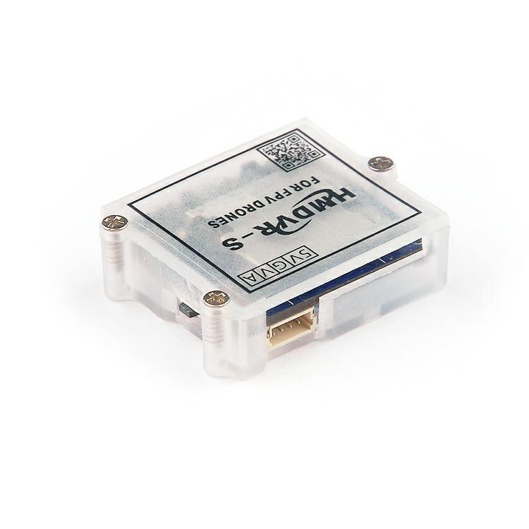 Super Mini HMDVR-S DVR Video Recorder For FPV Multicopters RC Quadcopter Audio Recorder DIY Accessories RC Drone F22571 new hmdvr fpv through the machine for mini dvr video audio recorder