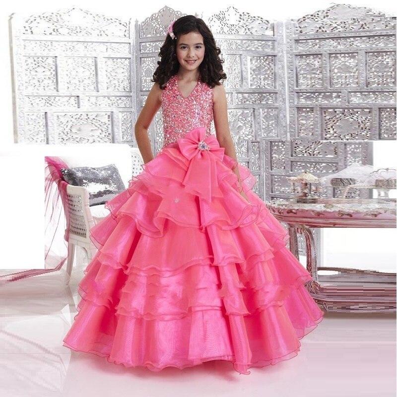 Único Vestido De La Dama De Honor Con Gradas Imágenes - Ideas de ...