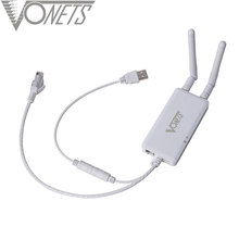 vonets vrp300 wireless mini wi fi ap repeater 3g router white eu plug VONETS VAP11S RJ45 mini wireless to wired bridge repeater router,Wi-Fi for computer network camera monitoring PC