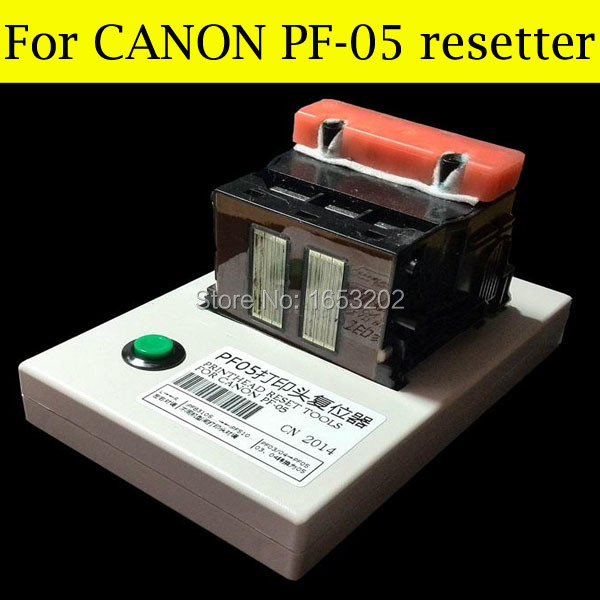 PF05 Printhead Resetter Use For Canon iPF6300 iPF6300s iPF6350  For Head Canon PF-05 new pf 05 pf 05 reset printhead for canon ipf6300 ipf 6350 6400 6450 6460 ipf8300 8300s 8400 9400 print head resetter