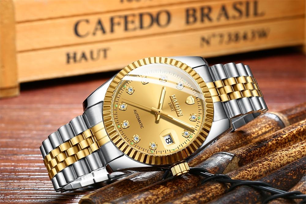 United Automatische Business gold 13