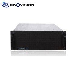 Alta entry 15HDD 4U Rack mount e-atx caso di server Industrail di stoccaggio telaio
