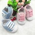 2016 Досуг противоскользящие Малыша Обувь Детская Кроссовки Розничная Новый Оригинальный Бренд Ребенок Первые Ходунки