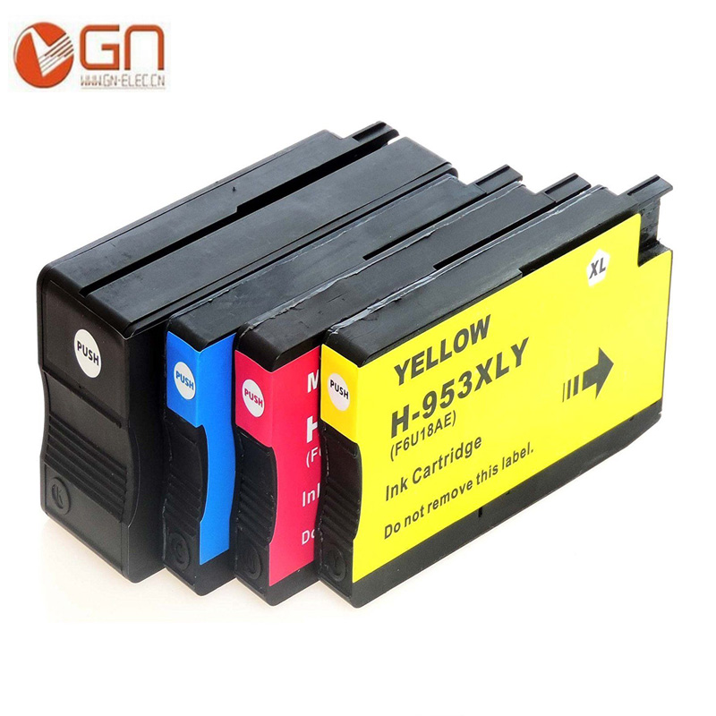 GN Compatible Ink Cartridge 953 953XL for HP pro 7740 8210 8218 8710 8715 8718 8719