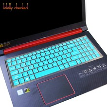"Keyboard Protective Cover skin Protector for 15.6"" Acer NITRO 5 AN515-52 AN515 AN5 VX 15 VX5-591G V 17 Gaming VN7-793G 17.3(China)"
