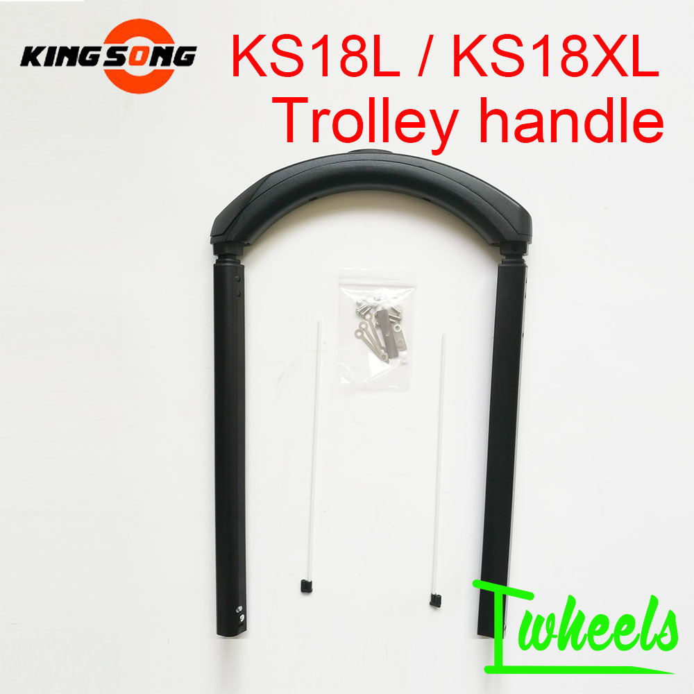 Clearance Original King Song KS 18L KS 18XL trolley handle electric unicycle handle replacement parts 0