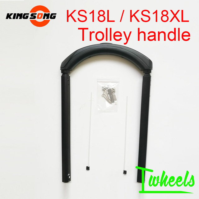 Original King Song KS 18L KS 18XL trolley handle electric unicycle handle replacement parts