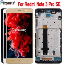 152mm For Xiaomi Redmi Note 3 Pro SE LCD Display Touch Screen Digitizer Assembly+Frame 5.5