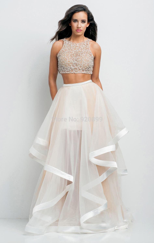 17f65c2ef vestidos falda y blusa de fiesta