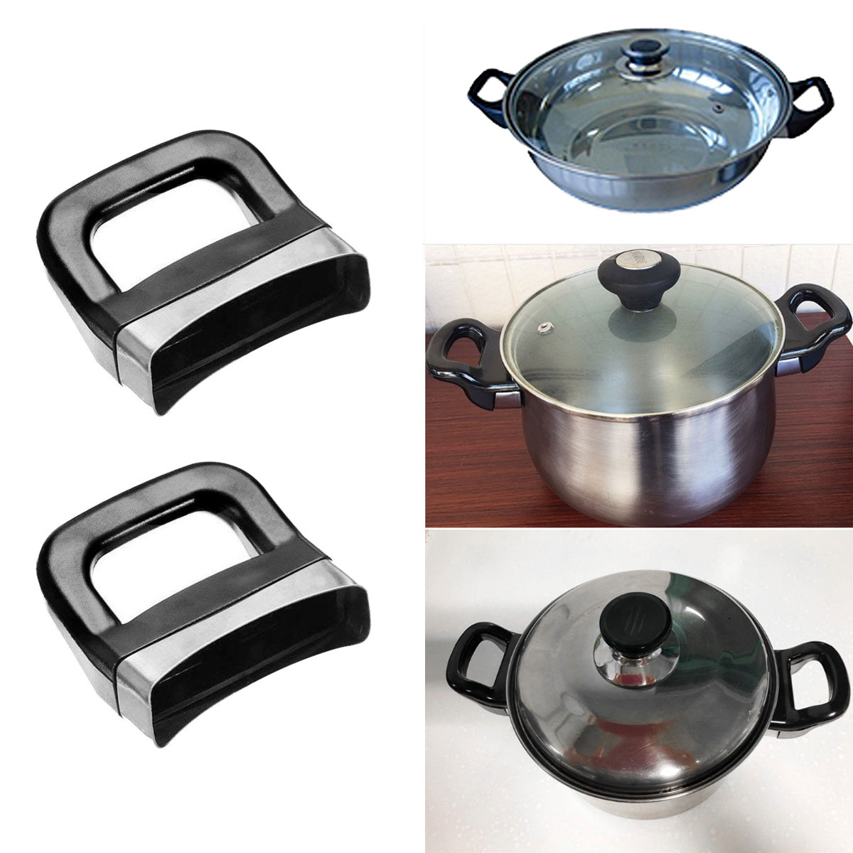 Fgyhtyjuu Carbon Steel Non-Stick Pizza Pan Oven Baking Trays Mold Microwave Cake Dish Mould Plate Kitchen Chicken Tools