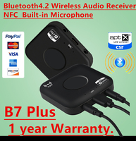 NEW B5 Wireless Bluetooth Transmitter 3 5mm A2DP Music Adapter Audio Music Stereo Adapter For TV