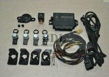 Frente OEM 4 K OPS Piloto Parque de Estacionamento 4 Sensores Kit Para VW Golf 6 MK6 Jetta 5 MK5