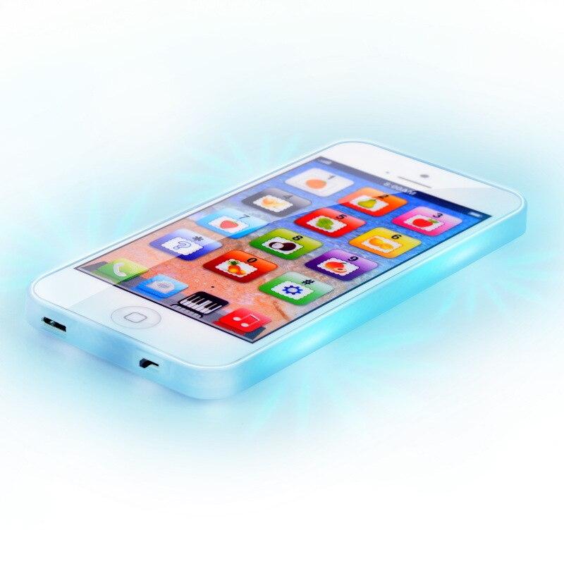 Kid Toy Cellphone con LED Y-phone English Learning Mobile Phone Baby - Educación y entrenamiento - foto 4