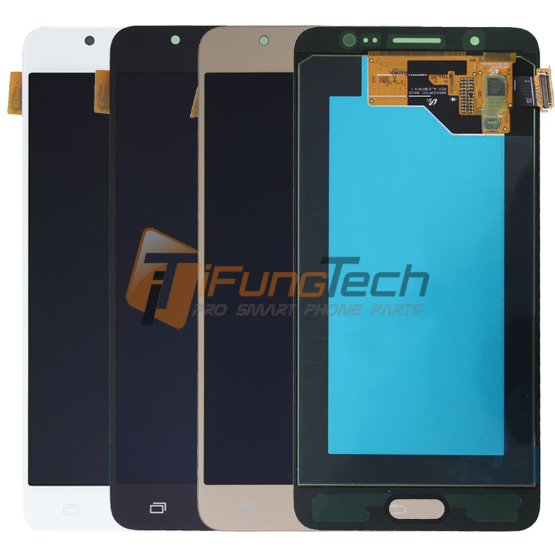 Tested well LCD Display+Touch Screen For Samsung J5 2016 J510 SM-J510F J510FN J510M J510Y J510 with Digitizer Assembly 10PCS DHL
