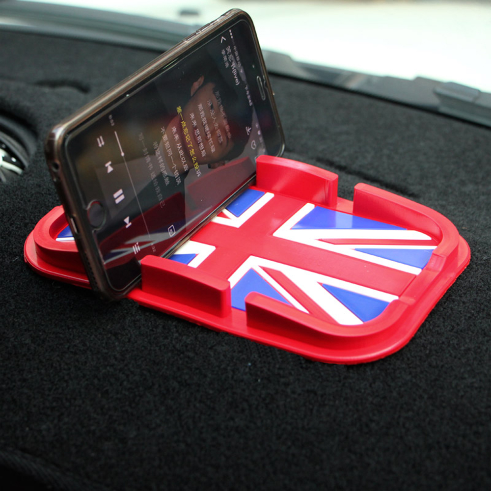 Hot Sale Silica Gel Mat Car Dashboard Sticky Mobile Phone Pad For