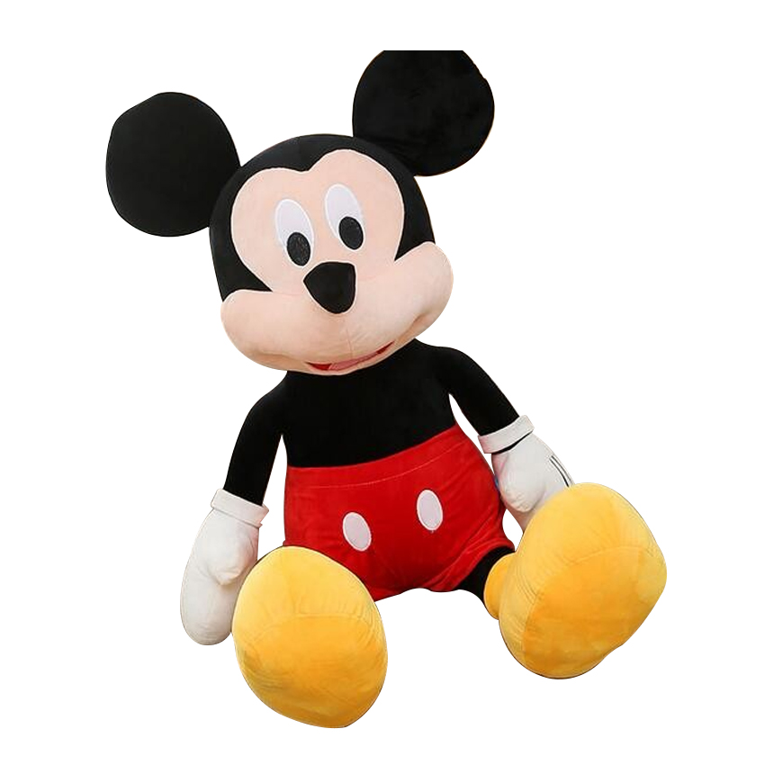 Mickey Mouse Toys : Mickey mouse and minnie plush toys