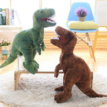 New arrival Dinosaur plush toys hobbies cartoon Tyrannosaurus stuffed toy dolls for children boys baby Birthday gift