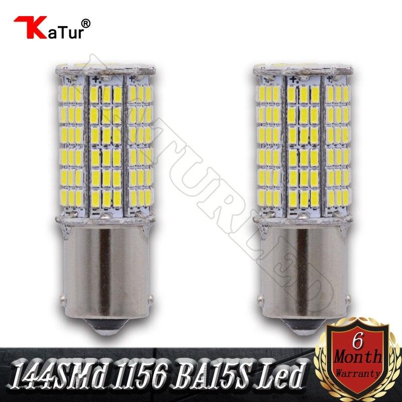 2шт 1156 BA15s P21W Светодиодные лампы для автомобилей сигнала поворота Резервное копирование Обратная тормоз хвост ПЖ света 12В 24V P21W Сид света автомобиля стайлинг