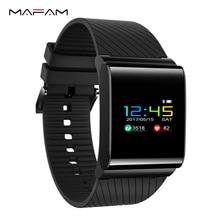 MAFAM X9 Pro Smart Wristband IP67 Waterproof swimming Pedometer Fitness Smart Bracelet blood pressure Heart Rate Monitor