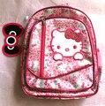 Hello Kitty Bebé bolsa de la Escuela Los Niños Bolsas para Niñas de La Escuela Secundaria Mochila Niños Mochila envío libre
