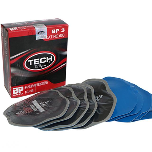 10*10mm caixa/10 peças de reforço pad pneu de reparação de pneus ferramentas de reparação de pneus