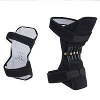 PowerLift Joint Support Knee Pads Powerful Rebound Spring Force Knee Support Professional Protective Sport Knee Pad Knee Booster