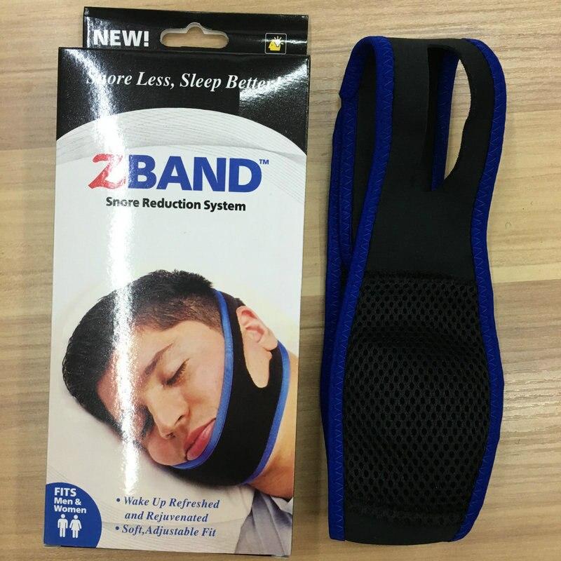 Free shipping Mans thin face with correction sleep wearing mask V Slimming belt shape Wear