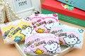 2016 ropa interior de algodón para las niñas bebés de la ropa interior Kids Hello Kitty escritos cortos niños Minion Undies calzoncillos 2-10 años