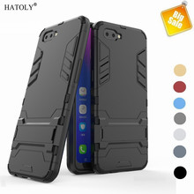 Capa For OPPO A5 Case Cover Armor Case OPPO A5 Shockproof Back Hard Cover OPPO A5 A 5 Funda Bumper Coque OPPO A5 HATOLY рюкзак oppo