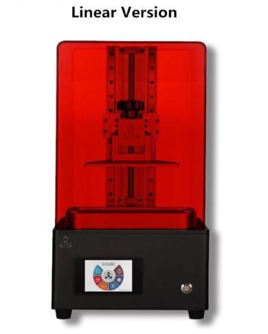 ELEGOO Mars UV Photocuring LCD 3D Printer with 3 5'' Smart