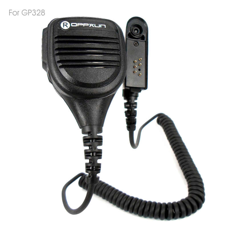 Handheld Speaker Mic Microfoon voor Motorola GP328 PRO5150 GP338 PG380 GP680 HT750 GP340 Walkie Talkie Walkie Talkie