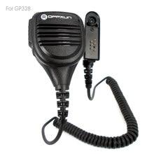 Handheld Président Mic Microphone pour Motorola GP328 PRO5150 GP338 PG380 GP680 HT750 GP340 Talkie Walkie Radio Bidirectionnelle