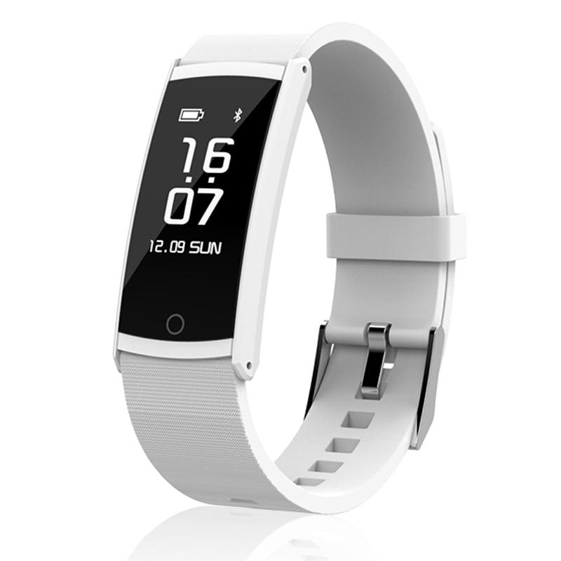 HESTIA S6 Smart Bracelet Sport Pedometer Fitness Tracker Sleep Monitor Wristband IP67 Waterproof Smartband For IOS