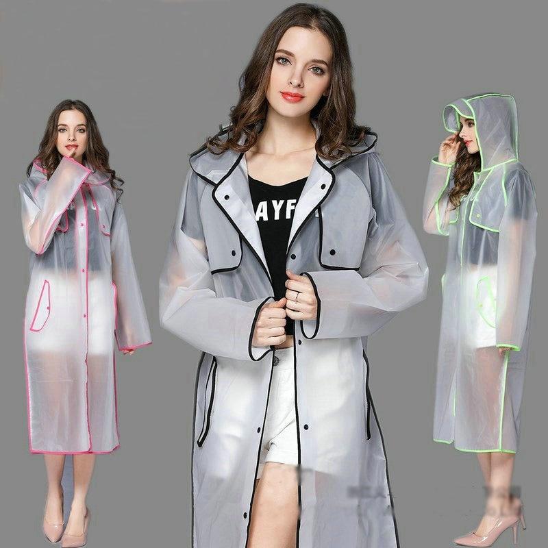 Купить Дождевик Женский Стильный В Интернет Магазине