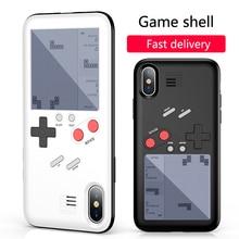 ENKLOV Play Game For Mobile Phone Case Novelty For iPhone 7 Case  For iPhone x Case For iphone 7 plus 8 plus Phone Case