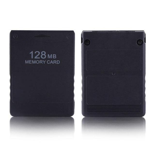 EastVita Cho Playstation 2 Mở Rộng Thẻ Nhớ Thẻ Tiết Kiệm Trò Chơi Dữ Liệu Stick Đun Đối Với Sony PS2 SD thẻ 8 m /16 m/32 m/64 m/128 m