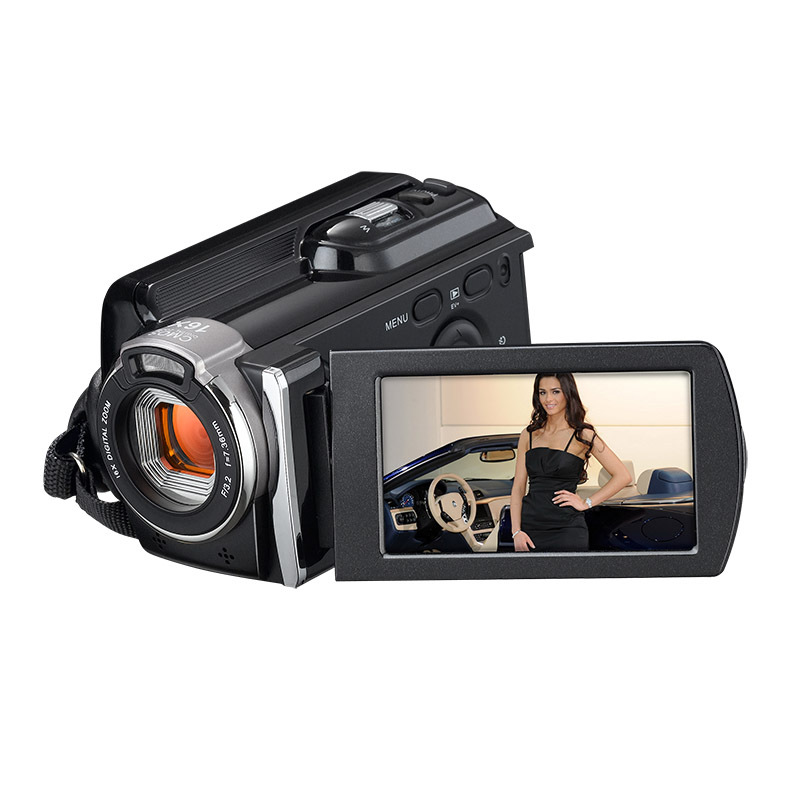 16Mp max 1080P Full HD Digital Video Camera with 16x Digital Zoom High Capacity Lithium Battery and 3inch Big Screen16Mp max 1080P Full HD Digital Video Camera with 16x Digital Zoom High Capacity Lithium Battery and 3inch Big Screen