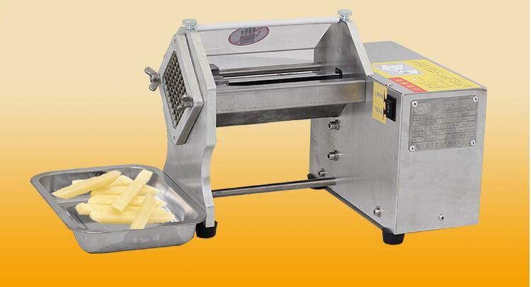 Electric Potato Cutting Strips Machine, Household Commercial Cut Cucumber Radish Onion Pumpkin Lettuce Cutting Strips Machine