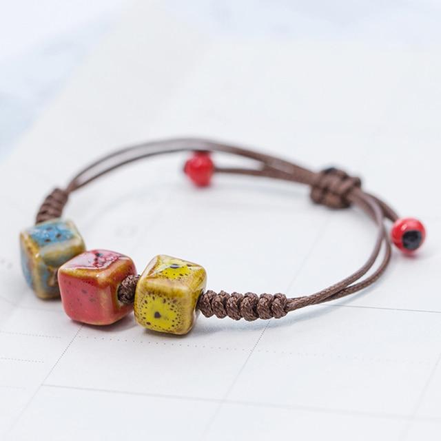 Bracelet Porte Bonheur Couple