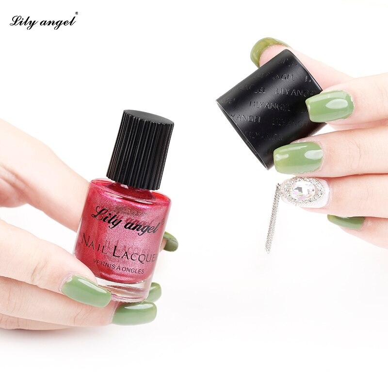 New 10ml Nail Polish Nail Art Gel Polish Varnish Lacquer 48 Colors ...
